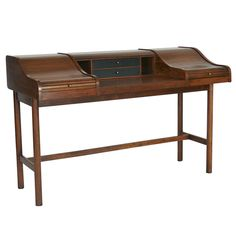 Edward Wormley Desk | 1stdibs.com