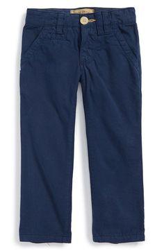 Boy's Rose Pistol Kids Cotton Twill Pants