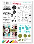 Bold and Blooming StampTV Kit
