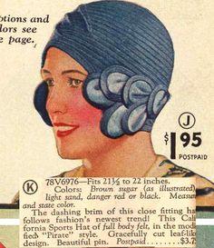 1930 SS p068A SR Women Hats 2