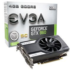 EVGA GeForce GTX 960 4GB Superclocked 4GB GDDR5 128bit, PCI Express 3.0 2 x Dual-Link DVI-I, DP, HDMI, SLI, HDCP, G-SYNC Ready Graphics Cards 04G-P4-3962-KR - http://21stpc.com/graphics-cards/evga-geforce-gtx-960-4gb-superclocked-4gb-gddr5-128bit-pci-express-3-0-2-x-dual-link-dvi-i-dp-hdmi-sli-hdcp-g-sync-ready-graphics-cards-04g-p4-3962-kr/