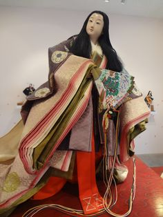 an exhibition in Viet Nam Heian Era, Yamaguchi, Shape And Form, Yukata, Traditional Outfits, Kimono, Sari, Japanese, Celebrities