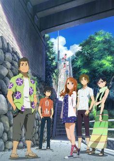 Ano Hi Mita Hana no Namae wo Bokutachi wa Mada Shiranai. Movie - so looking forward to this! :D