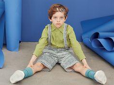 MILK MAGAZINE presents a selection of French children's fashion brand @ PITTI…