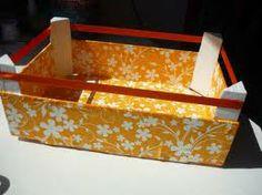 1000 images about cajas de fresas on pinterest - Manualidades con cajas de frutas ...
