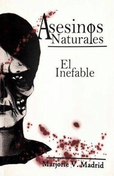 Asesinos Naturales de Marjorie V.Madrid - Entrada subida al blog: 20 de Junio de 2018 #Entradasdelibros #UnaChicadelmontón