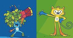 Mascotte delle Olimpiadi di Rio de Janeiro: nomi e significato