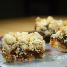 I have been looking for this recipe for 20 years...Maple-Date Bars