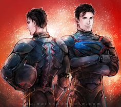Superbat deviantART | Pacific Rim AU - SuperBat by Haining-art on deviantART