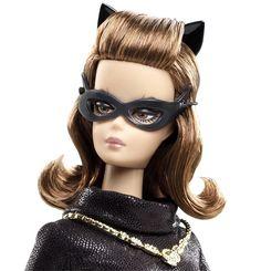 Barbie Catwoman Mulher Gato Batman Collector Dc Comics - R$ 249,00 no MercadoLivre