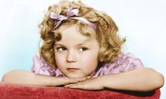 Shirley Temple, child star of many Hollywood films in the 1930s. Description from theguardian.com. I searched for this on bing.com/images