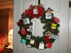 139 best Gift Card Trees and Gift Card Wreaths images on Pinterest ...