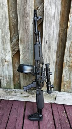 I have always liked Yugo AK rifles. One of my favorites is the M72B1 RPK. It's a big rifle and really overkill for me with the long barrel and bipod. For quite some time I wanted to either build or buy a carbine length RPK. I was talking to Tim at Two Rivers Arms one day …