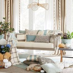 Ballard Designs (@ballarddesigns) • Instagram photos and videos New York Townhouse, Comfy Armchair, Room Planner, Ballard Designs, Small Living Rooms, Occasional Chairs, Wood Furniture, Small Spaces, Porch Swings