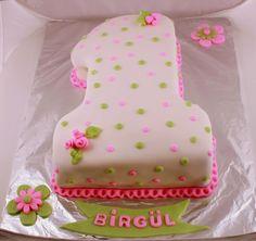 1-Year Birthday Cake