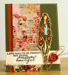 Papercrafting & Travels: Unity Tuesday Hop {11 August 2015}