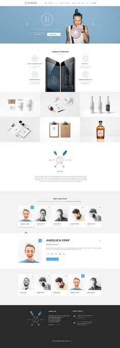 Hydrus Web Design Inspiration by naughtyrobot part 1 Mobile Web Design, Web Design Tips, Page Design, Website Design Layout, Web Layout, Ui Web, Responsive Web Design, Website Design Inspiration, User Interface Design