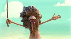 An Ode to Love, An Animated Short About a Man on a Deserted Island Who Falls in Love With a Stick
