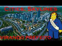 CITIES SKYLINE ME TORNEI PREFEITO