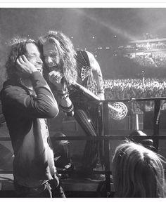 Chris Cornell singing with Steven