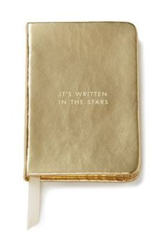 kate spade new york  Its Written in the Stars Take Note Mini Notebook