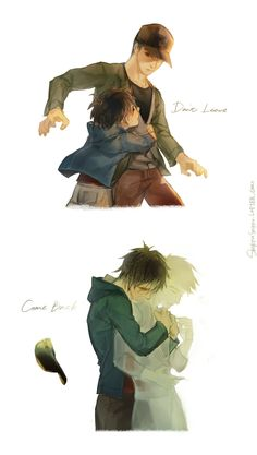 【I try to picture me without you but I can't】>>>> THE FEELS!!!