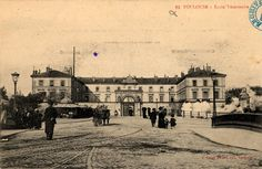 À l'ancienne École vétérinaire de Toulouse, on formait les « Cadets de Gascogne »