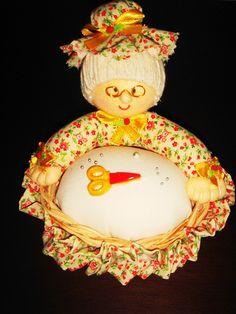 pincushion lady