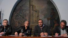 La CGT avanzó hacia un paro pero le dejó una puerta abierta al Gobierno - LA NACION (Argentina)