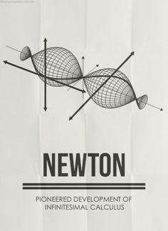 Fetching minimalist prints honor mathematicians and their contributions