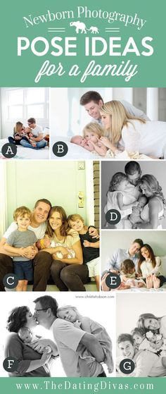 Pose Ideas With Family