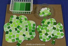 Kids love St. Patrick's Day and the crafting is cute and easy — spend some quality time making things together for this fun holiday!
