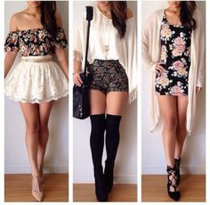 shorts high waisted short white dress cute blouse t-shirt cardigan shoes lace skirt floral