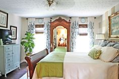 I'm Cottage of the Month at the Old Painted Cottage! - Southern Hospitality