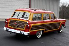 1955 Ford Country Squire - Image 1 of 1
