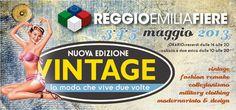 Vintage! La moda che vive due volte a Reggio Emilia - Eventi - diModa - Il portale... di moda