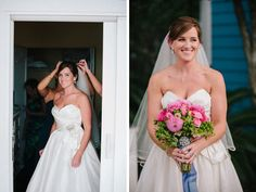 Preppy bride style, photo by pure7studios.com