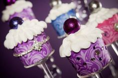 Bedazzled (Fancy up your Cupcake Liners...Love it!!!) :)