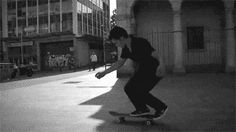This is why skating is amazing...via ffffound.