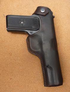 Custom Tokarev TT30 / TT33 holster from makeitjones.co.uk