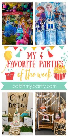 This Is How To Throw A Virtual Princess Birthday! Disney Princess Birthday Party, Safari Birthday Party, Frozen Birthday Party, 2nd Birthday Parties, Princess Party, Vintage Airplane Party, Favorite Things Party, Beautiful Moon, Sleepover Party