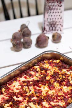 Punajuuri-jauhelihavuoka – Keittiössä, kotona ja puutarhassa | Meillä kotona