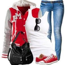 cute back to school outfits for high school