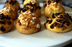 Mmm... chouquettes!