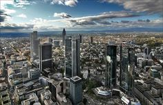 Frankfurt Skyline  by wernersperl #architecture #building #architexture #city #buildings #skyscraper #urban #design #minimal #cities #town #street #art #arts #architecturelovers #abstract #photooftheday #amazing #picoftheday