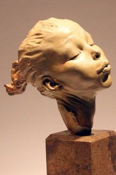 Study for the Head of Piper – Richard MacDonald Sculpture