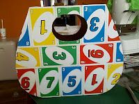 how to make a purse out of uno cards or other decks of cards missing pieces Uno Cards, Alice In Wonderland Costume, How To Make Purses, Crafts For Kids, Diy Crafts, Diy Purse, Deck Of Cards, Cool Diy, Altered Art