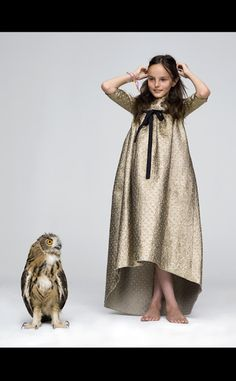 What a beautiful owl & girl! Reminds me of Stephanie when she was little.... aaaaah!