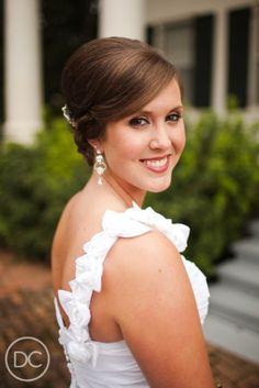 Bridal Portrait Ideas | Arkansas Bridal Portraits: Leeanne Young of Little Rock