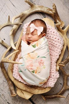 Peach and Coral Pink Farmhosue Floral Swaddle-Hudson Baby Company The Babys, Cute Baby Pictures, Newborn Pictures, Country Baby Pictures, Newborn Pics, Everything Baby, Baby Family, Baby Time, Baby Girl Newborn